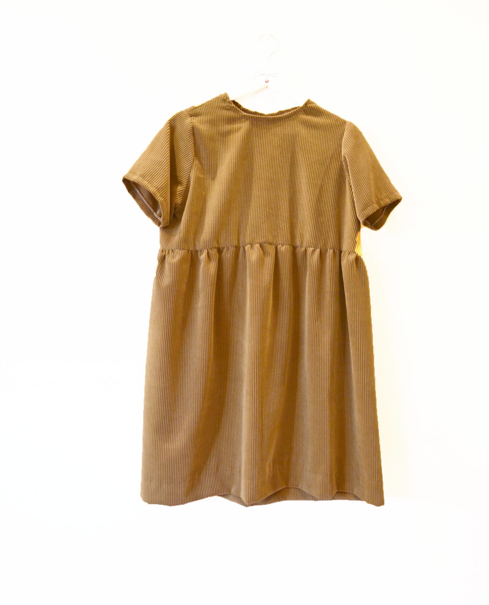 vestidopana-manga-corta