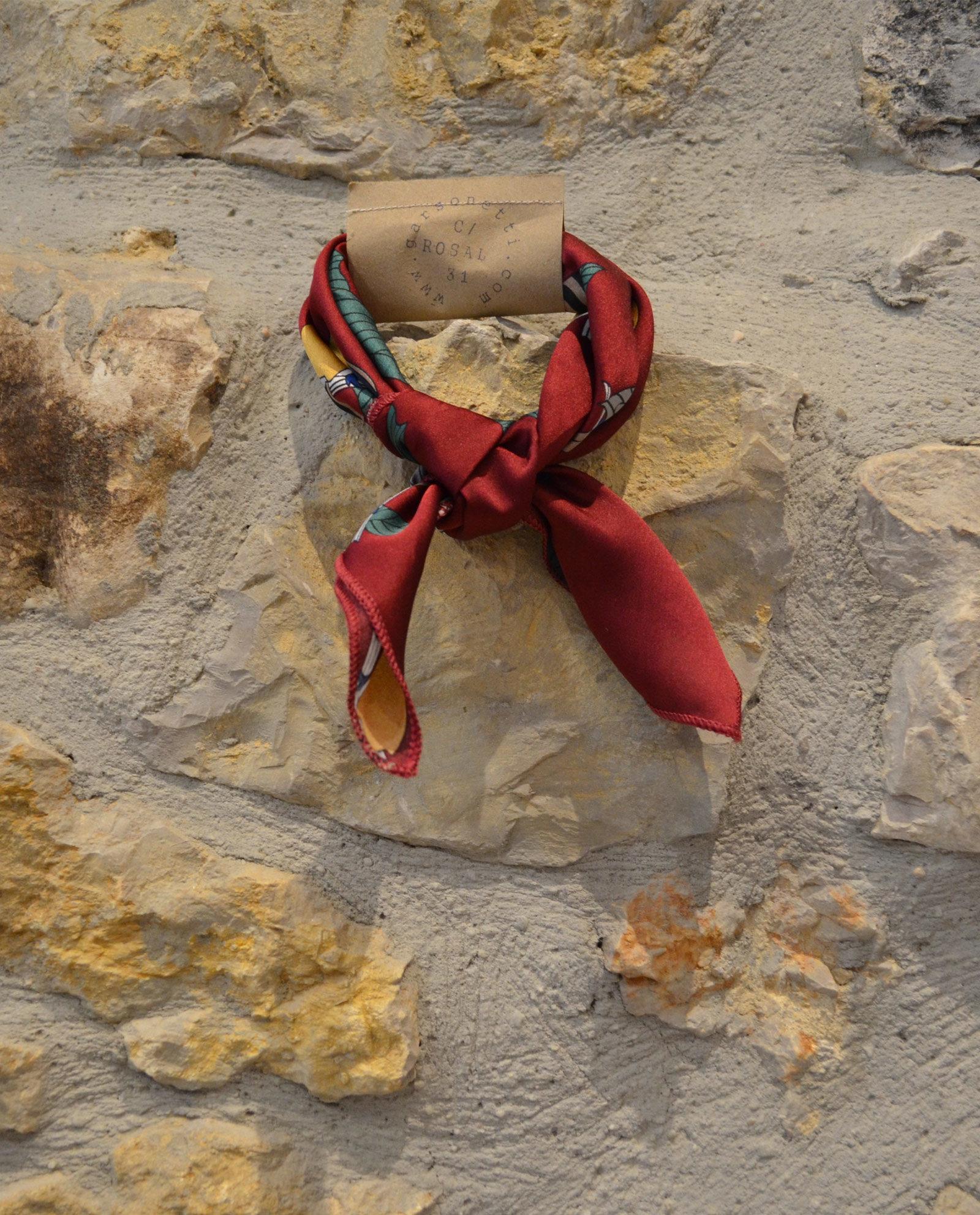 pañuelo-granate